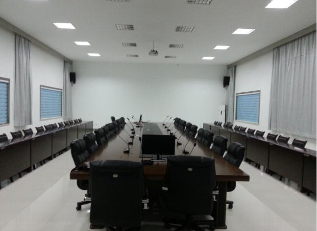 力诺集团会议室