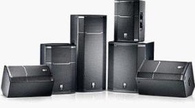 PRX 400 系列专业音箱